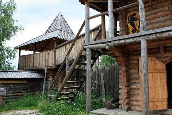 деревня свенгард