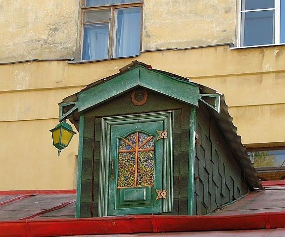 дом карлсона