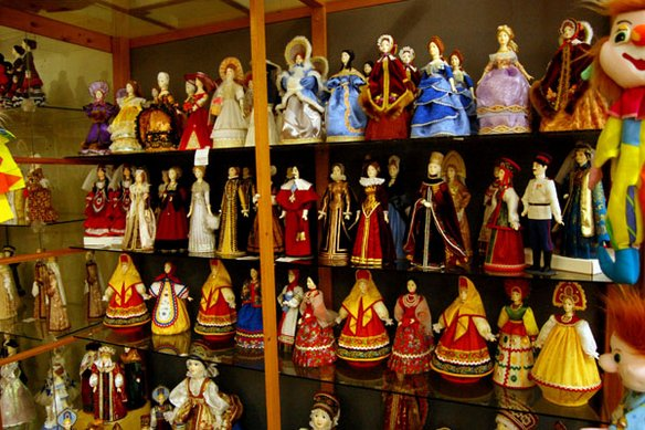 музей кукол петербург