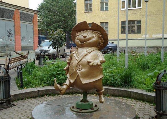 двор изумрудного города петербург