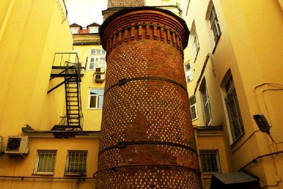башня грифонов петербург