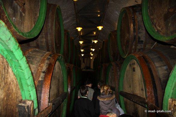 вход в пивоваренный музей